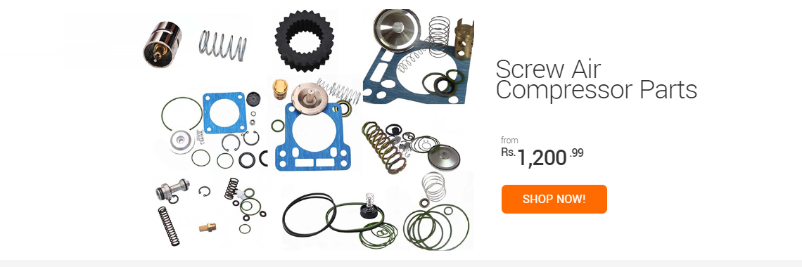 Screw Air Compressor Parts