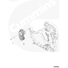 3976831	 Belt Tensioner